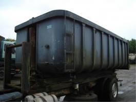 open top shipping container Translift vloeistofdicht op nch fream kipper