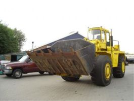 wheel loader Faun F 3000 B-33000 UUR