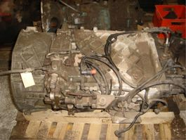 Gearbox truck part ZF 16 S 221/OVERDRIVE