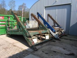 container truck Nooteboom 12 ton 2019