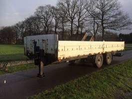 drop side semi trailer middenas