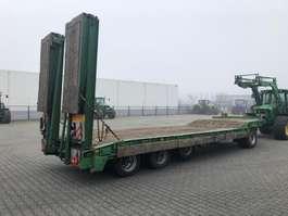 lowloader semi trailer Nooteboom Asd-32 1990