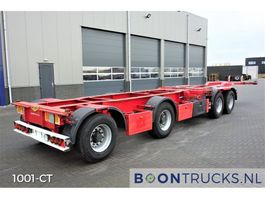 container chassis semi trailer Broshuis 2CONNECT   ADR * 20-40-45ft HC 2009