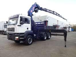 heavy duty tractorhead MAN SZM TGA 33.430 PM63 Ton  abnehmb.Prische 9xhydr. 2006