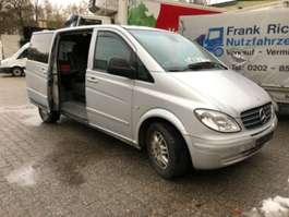 autocaravan Mercedes Benz Vito 115CDI,HU 12/19,Bett,Schränke,Spüle