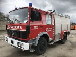 fire truck Renault G280 **AUTOPOMPE-6 CYLINDRE** 1983