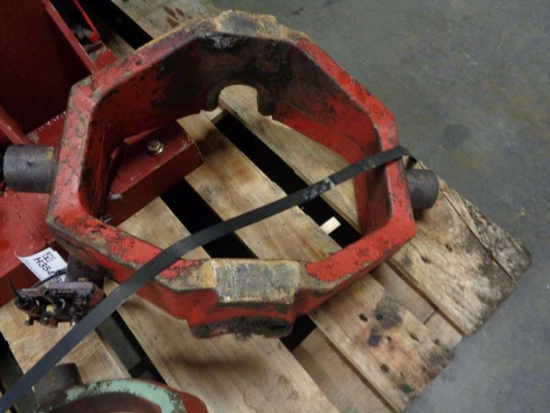 Самосвал запчасть для грузовика Occ piston houder