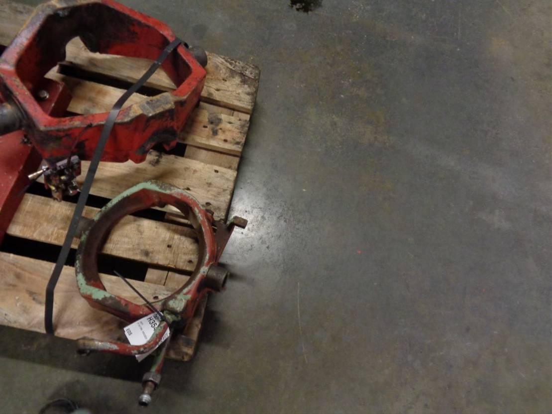 Самосвал запчасть для грузовика DIV. Occ piston houder