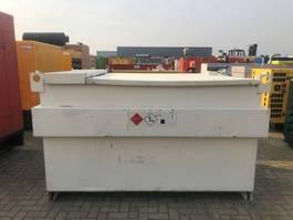 Generator Kiwa IBC 3000 liter Fuel tank dieseltank