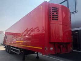 refrigerated semi trailer LeciTrailer 3 E 20 + THERMO KING SL200 D/E 2003