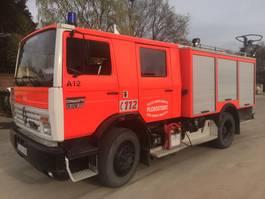 fire truck Renault S170 **AUTOPOMPE+TANK** 1989