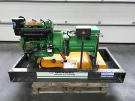 Generator Lombardini 11 LD Mecc Alte Spa 27 kVA generatorset 1990