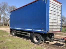 livestock trailer Cuppers Pluimvee 1999