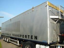 walking floor semi trailer Bulthuis TI 24 ALO 1996