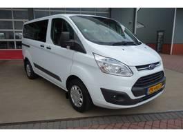 minivan - passenger coach car Ford Transit Custom Kombi 300S 2.2TDCI 100PK L1H1 Trend Airco/Parkeersensoren 2016