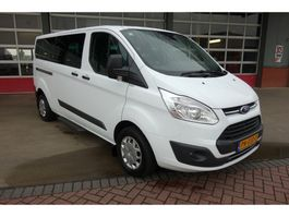 minivan - passenger coach car Ford Transit Custom 310 2.0 TDCI 130PK L2H1 TREND Kombi 9 Persoons Airco 2016