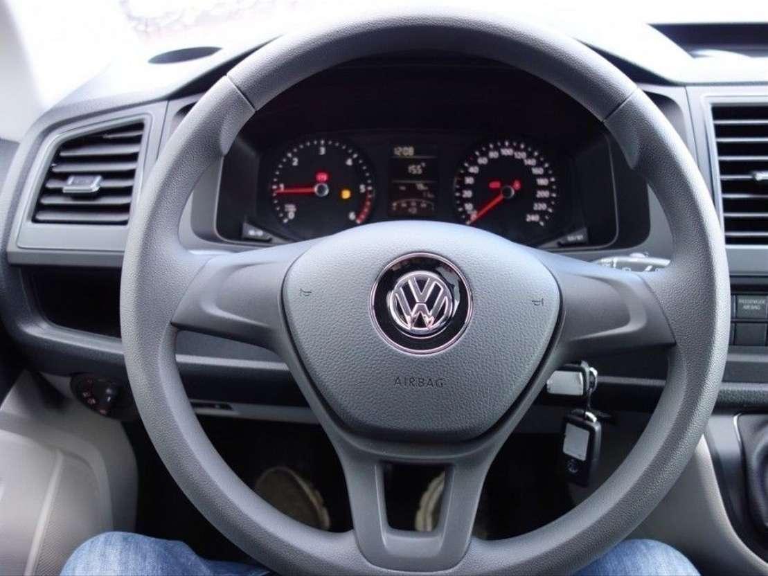 Used Volkswagen Transporter 20 Tdi Dubbel Cabine L2h1 Demo Aircotrekhaaklm Velgen Closed Lcv