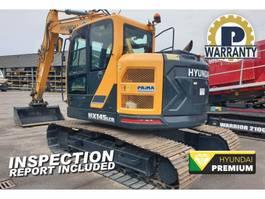 crawler excavator Hyundai HX 145 LCR 2016