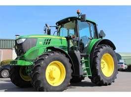 farm tractor John Deere 6155M 2016