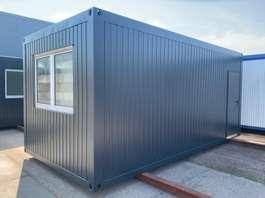 офисно-жилой контейнер Winters Tweedehands Bureelcontainer 6 x 3m