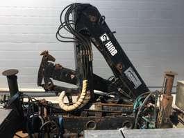 loader crane Hiab 070-2 1987