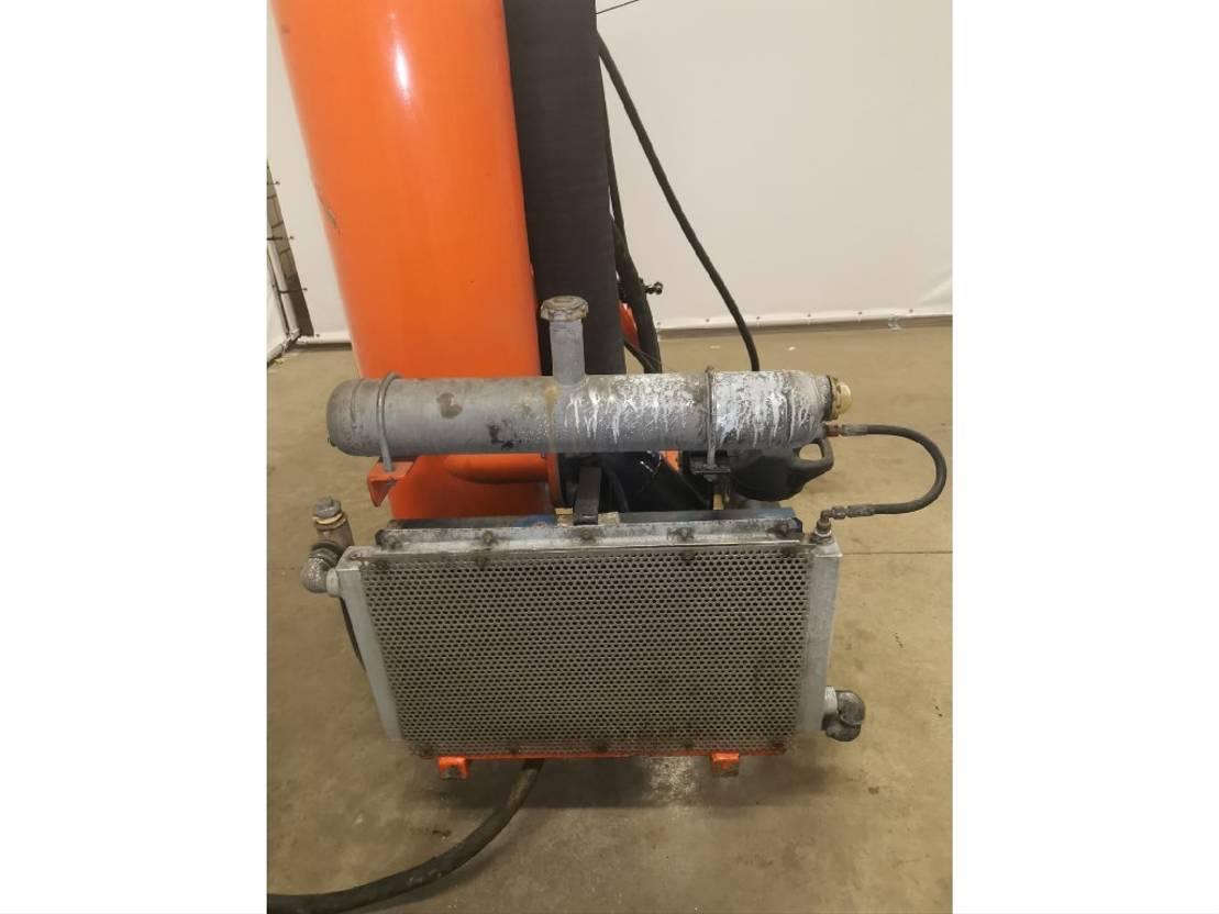 pompe à eau engin DIV. Occ Vacuümpomp systeem
