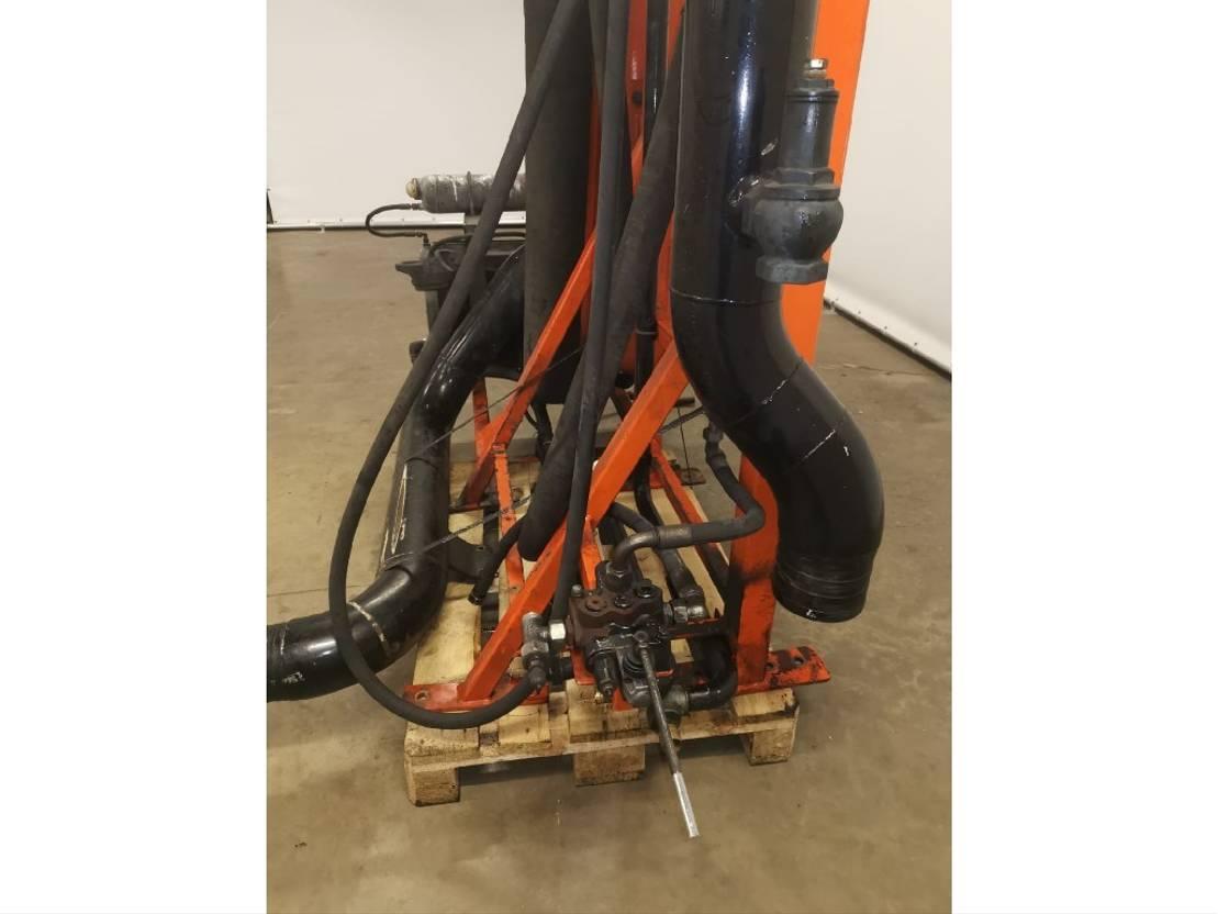 водяной насос машина DIV. Occ Vacuümpomp systeem