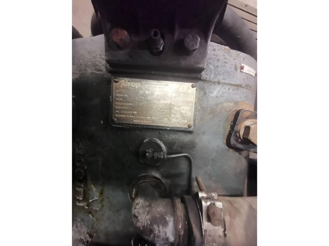 bomba de agua máquina DIV. Occ Vacuümpomp systeem