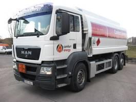 tank truck MAN TGS 26.320 - REF 70 2009