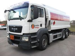 Tankwagen MAN TGS 26.320 - REF 70 2009