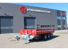 tipper trailer Hangler 3-way 11.8 T tipper 2020
