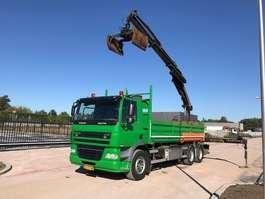 camión de volquete DAF CF 85 - 410 6 X 4 2010