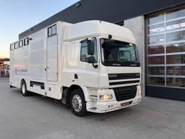 Pferdetransporter-LKW DAF CF 85 DAF CF 85.360 4x2 met 6-paards paardenbak 2007