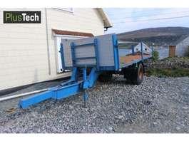 flatbed car trailer Dapa Påhengsvogn 1981