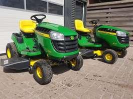 mower agricultural John Deere E 120 , E 110 gazonmaaiers 2018