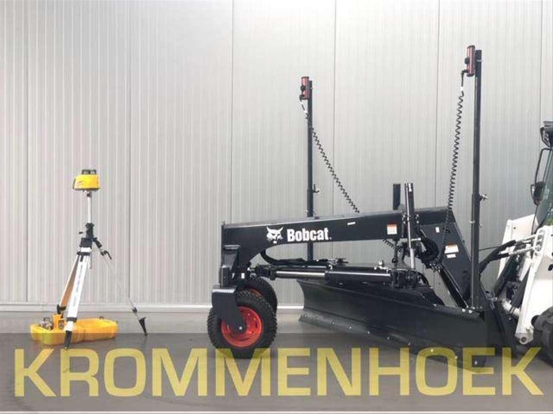 Bobcat Grader 274 cm | Laser | NEW | Skid steer crawler