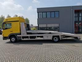 car transporter truck Mercedes-Benz Atego 822 4x2 BL / 2 Autos / Euro 5