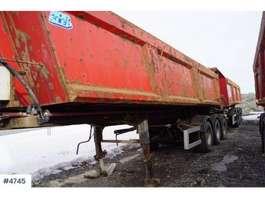 tipper semi trailer Norslep 3 akslet tippsemi 2007