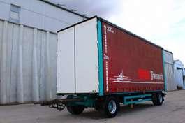 tilt trailer Wecon AW218 Verbreiterbar mit Hubdach 2011