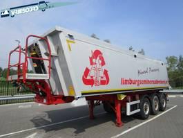 tipper semi trailer Wielton NW3 2011