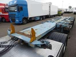 Containerfahrgestell Auflieger D-TEC FT-43-03V,Multi,Highcube,3x uitschuifbaar,polyvalent,liftas,45,40,30,20,BPW 2006