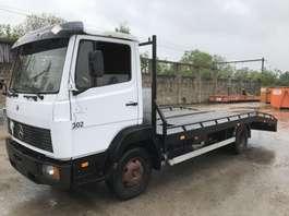 car transporter truck Mercedes Benz 814 **6CYL.-STEEL-LAMES-NL TRUCK** 1991