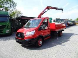 crane truck FORD TRANSIT 470 KRAN HMF 340 NEUWERTIG 2016
