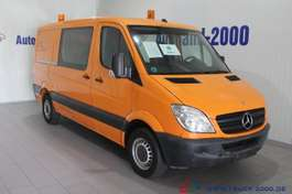 autocarro táxi Mercedes Benz 313 CDI Sprinter Mixto Lang 5 Sitzer AHK 2.7t. 2012
