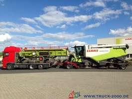 другие сельскохозяйственные прицепы и полуприцепы DAF XF105.460 Spezial Baumaschinen Trecker usw. 2009