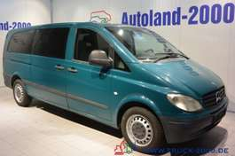 autobus taxi Mercedes Benz Vito 111 CDI Extra Lang Automatik 8 Sitze Klima 2006