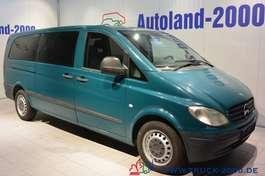 autobús taxi Mercedes Benz Vito 111 CDI Extra Lang Automatik 8 Sitze Klima 2006