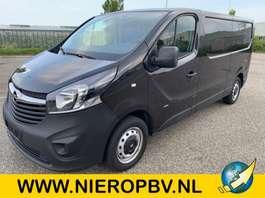 closed lcv Opel vivaro airco navi l2h1 39000km 2018