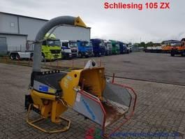 other agricultural attachment Schliesing 105 ZX Holzhäcksler aus 1. Hand 2008