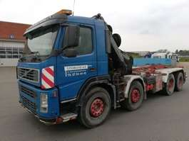 loader crane Volvo FM12 Hiab 220C K5 2003